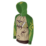 Julia MOTHER NATURE Equil Hoodie - Mens - Green (260GSM)