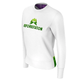 Julia REFORESTATION Equil Sweater - Womens - All White