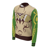Julia MOTHER NATURE Equil Sweater - Mens - Green