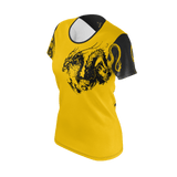 """龍"" Dragon Kanji Equil T-Shirt - Womens"