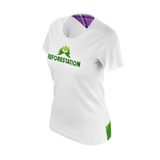 Julia REFORESTATION Equil T-Shirt - Womens - All White