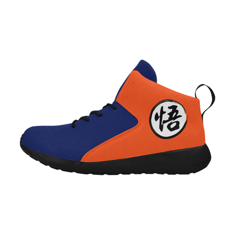 "Goku ""悟"" Kanji Equil Sneakers - Womens"