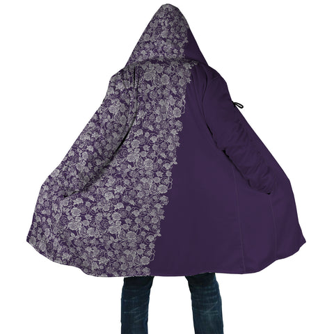 Violet's Excellent Hooded Coat