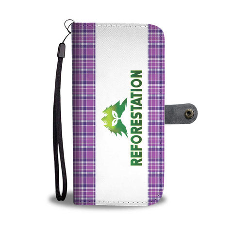 Julia REFORESTATION Wallet Phone Case - 1P