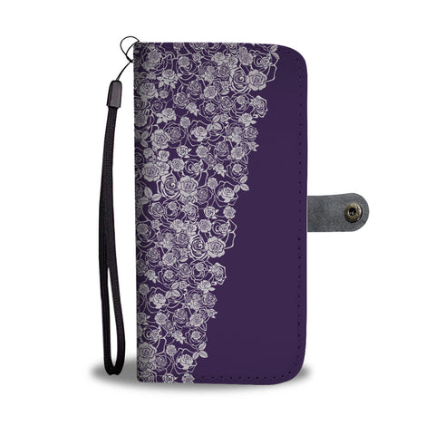 Violet's Excellent Wallet Phone Case