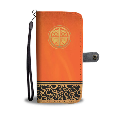 Xiaoyu PHOENIX Wallet Phone Case - V1