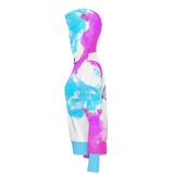 """美"" Beauty Kanji Equil Pullover Hoodie - White - Womens"