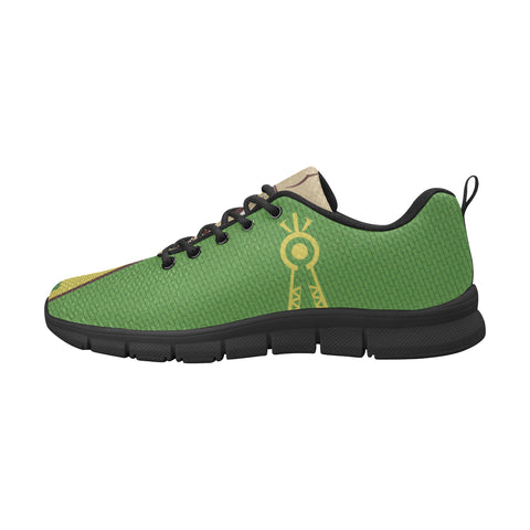 Julia MOTHER NATURE Equil Runners - Mens - Green/Blue
