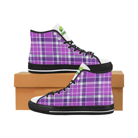 Julia REFORESTATION Equil High Tops- Womens