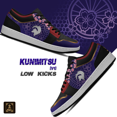 Kunimitsu [州光] Equil Low Kicks - V1