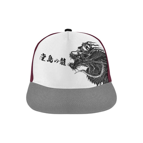 Dojima no Ryu All Over Print Hat - Kiryu Colors