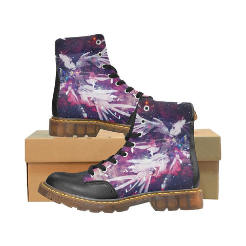 Wing Gundam Winter Boots - Womens