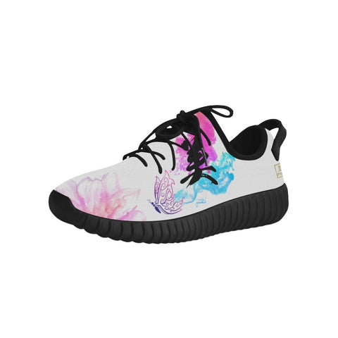 """Bi"" - Beauty Kanji Equil Running Shoes - White - Womens - Equil Streetwear"