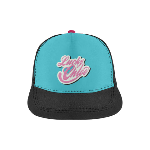 Lucky Chloe All Over Print Hat - 2P - Unisex