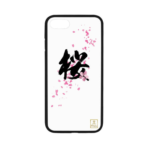 Sakura Kanji Phone Cases