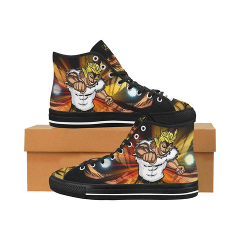 "All Might ""Plus Ultra"" Equil High Tops - Womens"