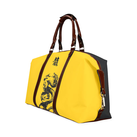 """龍"" Dragon Kanji Premium Waterproof Travel Bag"