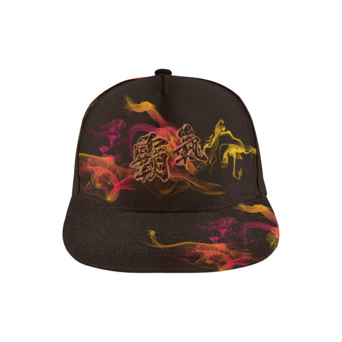 """霸氣"" Domineering Kanji All Over Print Hat"
