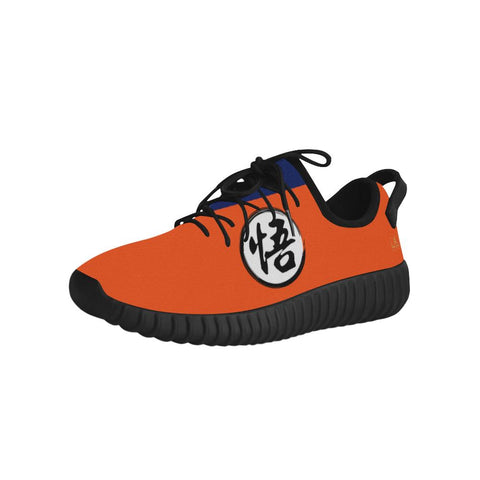 "Dragonball Goku's ""Go"" Kanji Equil Running Shoes - Womens - Equil Streetwear"