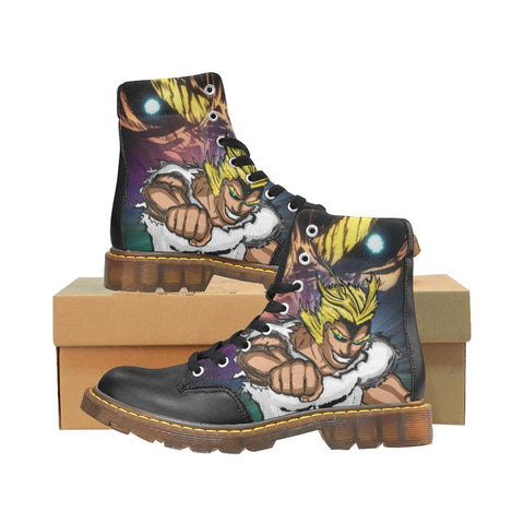 "All Might ""Go Beyond"" Winter Boots - Mens"