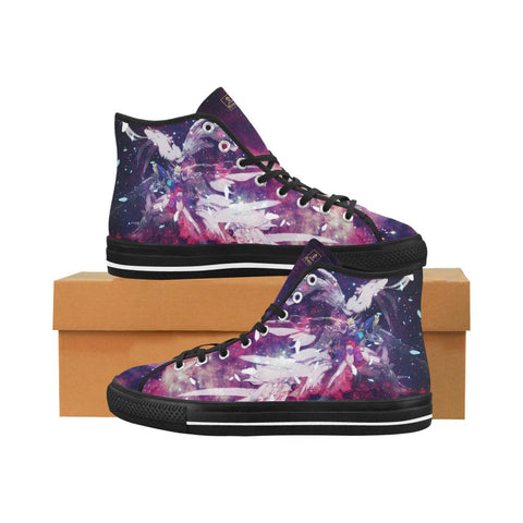 Wing Gundam Equil High Tops - Womens