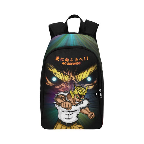 All Might Backpack Front