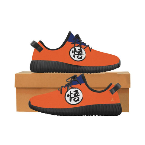 "Dragonball Goku's ""Go"" Kanji Equil Running Shoes - Womens"