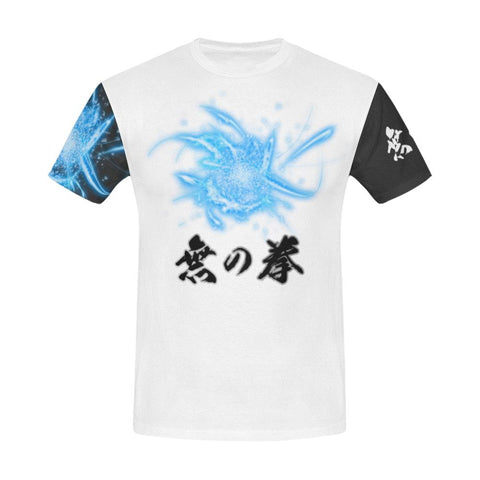 "Ryu's ""Mu no Ken"" All Over Print T-Shirt - Mens"