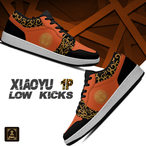 Xiaoyu PHOENIX Equil Low Kicks 1P - Mens