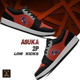 Asuka Equil Low Kicks - 2P