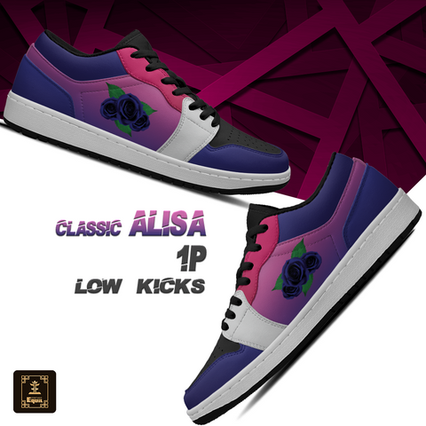 Alisa Equil Low Kicks - 1P [Classic]