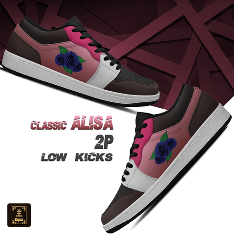 Alisa Equil Low Kicks - 2P [Classic]