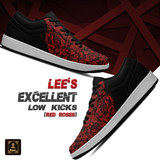 Lee's EXCELLENT Equil Low Kicks w/Unicorn [Red Roses]