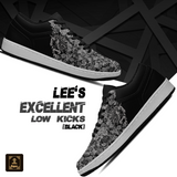 Lee's EXCELLENT Equil Low Kicks w/Unicorn [Black]