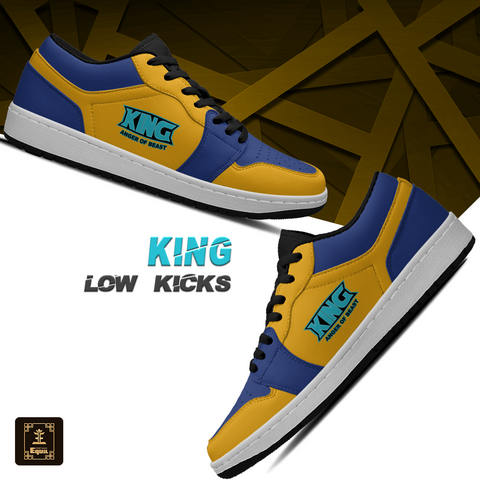 KING Equil Low Kicks