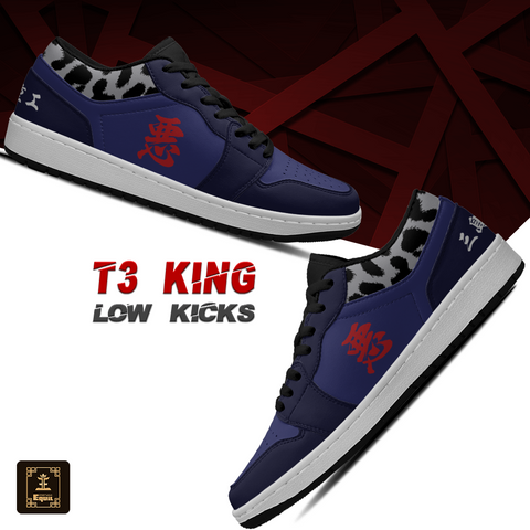 T3 KING Equil Low Kicks