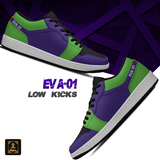 EVA-01 Equil Low Kicks