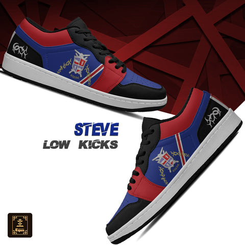 Steve PEEKABOO Equil Low Kicks