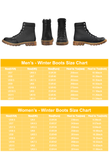 Wing Gundam Winter Boots - Sizing