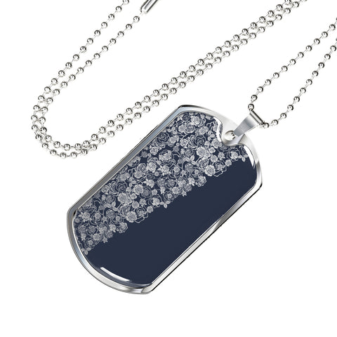 Lee's Excellent Dog Tag (Engraving Available)