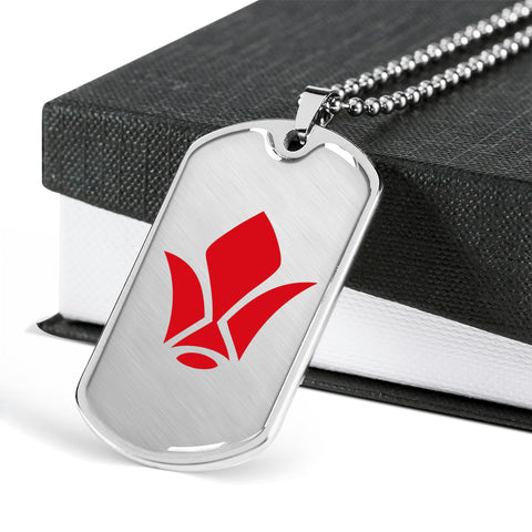IBO Tekkadan (Red Emblem) Dog Tag