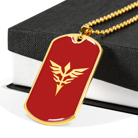 Neo Zeon (The Sleeves) Dog Tag