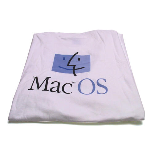 Mac OS Face T-shirt