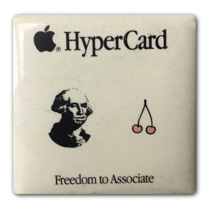 HyperCard Cherry Button