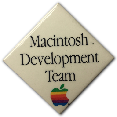 Mac Dev Team Button