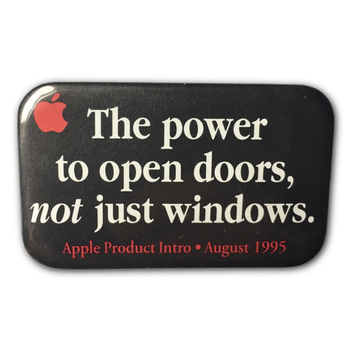 Open Doors Button