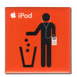iPod Trash Button