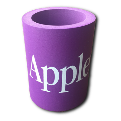 Apple Can Coozie