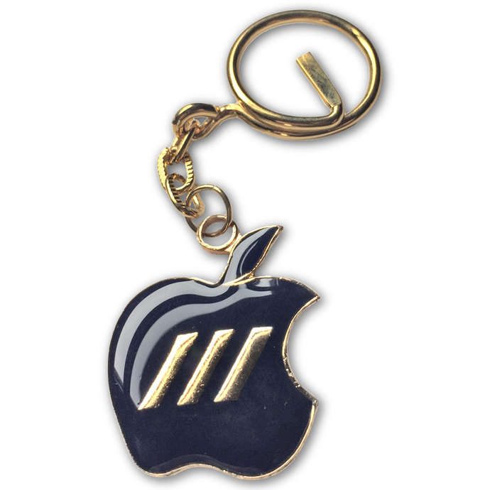 Apple III Keyring