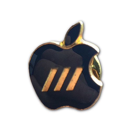 Apple III Lapel Pin